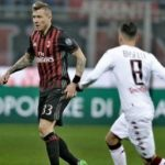 Classifica girone di ritorno: Milan terzultimo