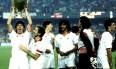 Quando Ancelotti alzò la sua prima coppa…