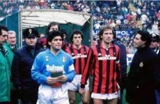 Milan – Napoli 4-1, 03/01/1988