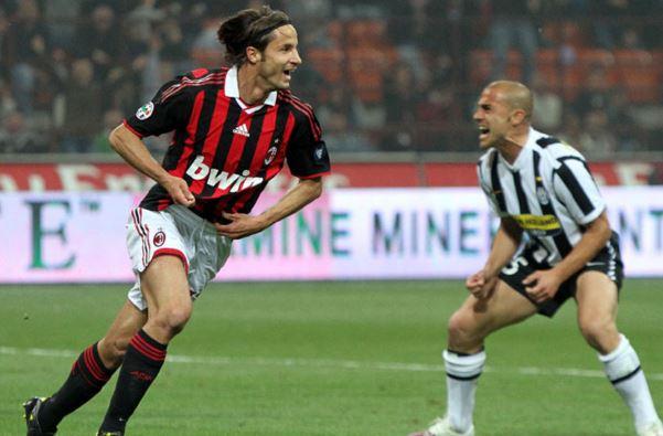 Qualche anno fa: Milan - Juventus 3-0