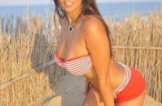 Aguzza la vista: Fabiana Britto, bellezza milanista